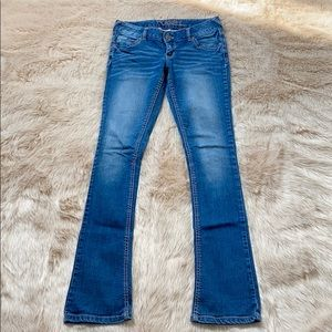 Fashionable and comfy Rue 21 jeans